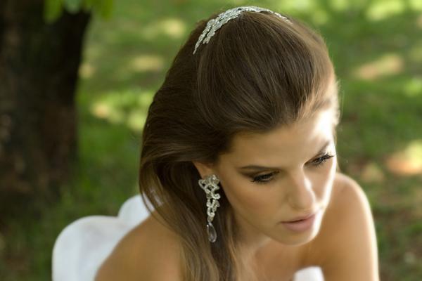 Penteado Com Cabelo Solto Para O Seu Casamento Marcia Marquez